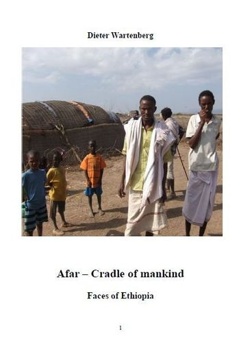 Cradle of mankind - Afar